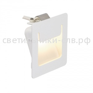 151950 DOWNUNDER PUR 80x80 светильник встраиваемый 350mA с COB LED 3.6Вт, 3000K, 265lm, белый